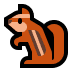 🐿️ chipmunk Emoji on Windows Platform