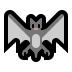 🦇 bat Emoji on Windows Platform