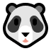 🐼 panda Emoji on Windows Platform