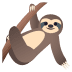 🦥 sloth Emoji on Windows Platform