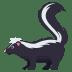 🦨 skunk Emoji on Windows Platform