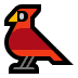 🐦 bird Emoji on Windows Platform