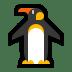 🐧 penguin Emoji on Windows Platform