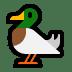🦆 duck Emoji on Windows Platform