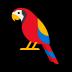 🦜 parrot Emoji on Windows Platform