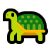 🐢 Schildkröte Emoji auf Windows-Plattform