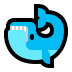🐋 whale Emoji on Windows Platform