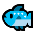 🐟 Fish Emoji on Windows Platform