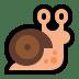 🐌 snail Emoji on Windows Platform