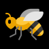 🐝 honeybee Emoji on Windows Platform