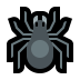 🕷️ spider Emoji on Windows Platform
