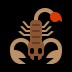 🦂 scorpion Emoji on Windows Platform