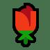 🌹 rose Emoji on Windows Platform