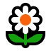 🌼 blossom Emoji on Windows Platform