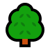 🌳 deciduous tree Emoji on Windows Platform