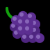 🍇 Grapes Emoji on Windows Platform