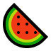 🍉 watermelon Emoji on Windows Platform