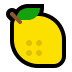 🍋 lemon Emoji on Windows Platform