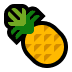 🍍 pineapple Emoji on Windows Platform
