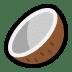 🥥 coconut Emoji on Windows Platform