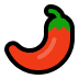 🌶️ Hot Pepper Emoji on Windows Platform