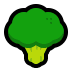 🥦 broccoli Emoji on Windows Platform