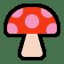🍄 mushroom Emoji on Windows Platform
