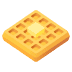 🧇 waffle Emoji on Windows Platform