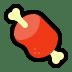 🍖 meat on bone Emoji on Windows Platform