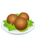 🧆 falafel Emoji on Windows Platform