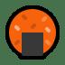 🍘 rice cracker Emoji on Windows Platform