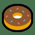 🍩 doughnut Emoji on Windows Platform