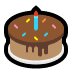 🎂 Birthday Cake Emoji sa Windows Platform