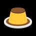 🍮 custard Emoji on Windows Platform