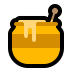 🍯 honey pot Emoji on Windows Platform