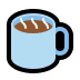 ☕ hot beverage Emoji on Windows Platform