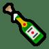 🍾 bottle with popping cork Emoji on Windows Platform