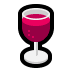 🍷 wine glass Emoji on Windows Platform
