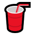 🥤 cup with straw Emoji on Windows Platform