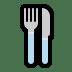 🍴 Fork and Knife Emoji on Windows Platform