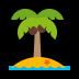 🏝️ desert island Emoji on Windows Platform
