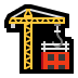 🏗️ building construction Emoji on Windows Platform