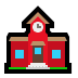 🏫 school Emoji on Windows Platform