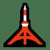 🗼 Tokyo tower Emoji on Windows Platform
