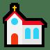 ⛪ church Emoji on Windows Platform