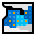 🌁 foggy Emoji on Windows Platform