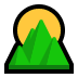 🌄 sunrise over mountains Emoji on Windows Platform