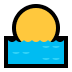 🌅 sunrise Emoji on Windows Platform