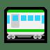 🚃 railway car Emoji on Windows Platform