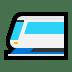 🚈 Light Rail Emoji on Windows Platform